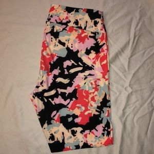 TC Lularoe leggings. EUC